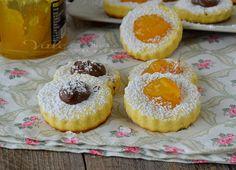 Biscotti ovis mollis ricetta facile, i biscotti con il tuorlo sodo nell'impasto, delicati, profumati, si sciolgono in bocca,facili e velocissimi!