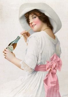 Who's That Girl? « Coca-Cola Art Gallery