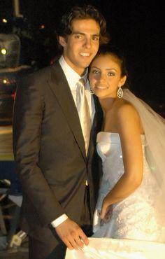 Caroline Celico & Kaka