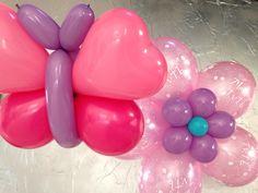 Palloncino margherita&farfalla per festa della mamma! By Obiettivo festa