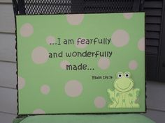 canvas painting ideas with bible verses - Google Search | crafts