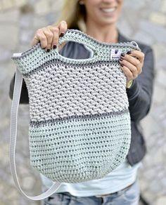 MAG DIY Tasche häkeln - Schritt-für-Schritt-Anleitung für Fortgeschrittene