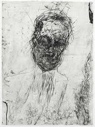 mike parr lithography portraits - Google Search