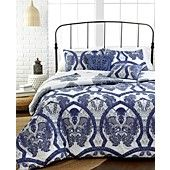 junior year Macy's Valencia 5 Piece King Duvet Cover Set $99.99 until 7/13!
