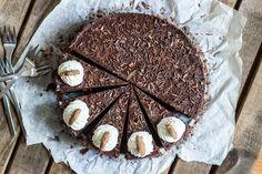 Chocolade cheesecake met speculaasjes - Zoetrecepten