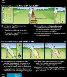 Golf tips!