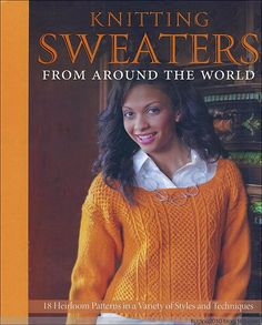 Knitting Sweaters from Around the World 提花 (1) - 紫苏 - 紫苏的博客