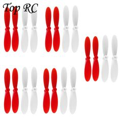 10 Pairs Props Replacement Propellers For Hubsan X4 H107 RC Quadcopter Spare Parts Helicopter Drone Accessories Free Shipping //Price: $US $2.91 & FREE Shipping //     #toys