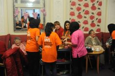 Volunteers from Penny Appeal have been tackling the issue of loneliness among the elderly in the region.