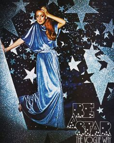 We are all stars #vogue #fashion #vintage #newyear #sparkle