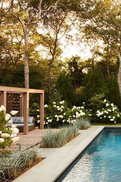 Modern Backyard, Backyard Patio, Backyard Landscaping, Outdoor Rooms, Outdoor Living, Outdoor Decor, Outdoor Ideas, Outdoor Patio Designs, Patio Ideas