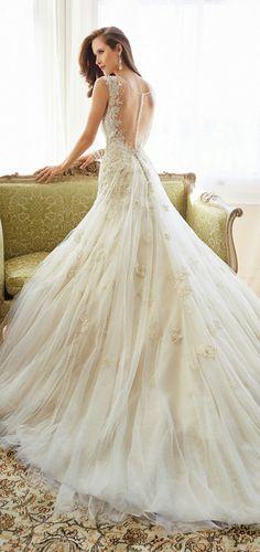 Sophia Tolli 2015 Bridal Collection | bellethemagazine.com