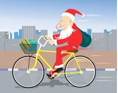 Why giving a bike at Christmas is a gift that lasts a lifetime http://www.cyclesprog.co.uk/blog/bicycle-christmas-present-lasts-lifetime/