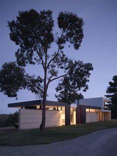 Arquitectura Arkinetia - Artículos - CHRISTOPHERCHRIS PTY LTD ARCHITECTURE – Australia - Red Hill Residence – Mornington Peninsula