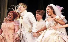 Photos of Keke Palmer's debut as Cinderella will bring tears to your eyes