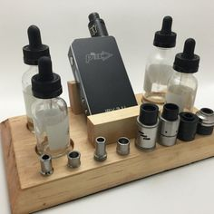 Centered  All In One  Vape Stand by StandUpVape on Etsy