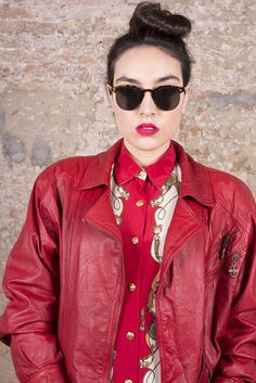 Sister Birkin Vintage and Fashion Shop - Spitfire Astro Sunglasses