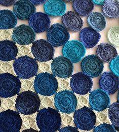 Water Blanket Free Crochet Pattern   Free Crochet Patterns