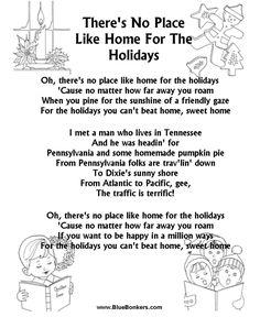 Christmas Songs   Bible Printables - Christmas Songs and Christmas Carol Lyrics - THERE ...