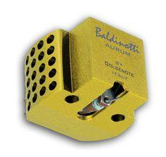 """Goldenote - Baldinotti Aurum - 0.2mV MC High End Phono Cartridge"" !...  http://about.me/Samissomar"