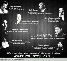 Let's start the day with some inspirational words from some of the well-known personalities across the globe. Tell us who is your idol and which thought you like most? Quotes By Famous People, Famous Quotes, Best Quotes, Love Quotes, Wise Sayings, Awesome Quotes, Quotes Quotes, Favorite Quotes, Dhirubhai Ambani