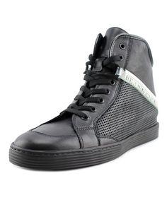 BIKKEMBERGS Bikkembergs 106744 Men  Round Toe Leather Black Bootie'. #bikkembergs #shoes #boots