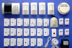 Alarm Systems - How To Keep Your Home Protected >>> For more information, visit image link. #AlarmSystems