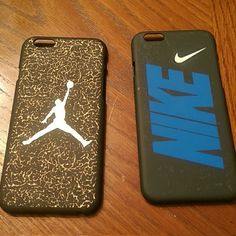 IPhone 6s case Nike and Jordan case's Accessories Phone Cases