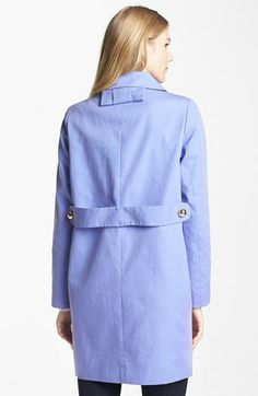 Kate Spade coat. (Love the little bow detail!)