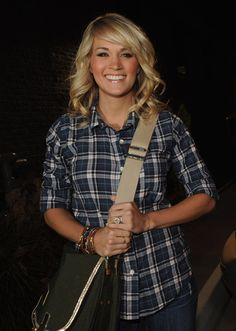 Carrie Underwood everything about her style
