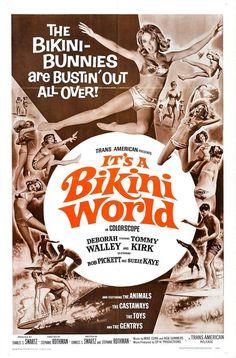 It's a Bikini World (1967)