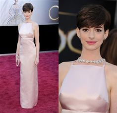 Fashion hits and misses: The 2013 Oscars Anne Hathaway