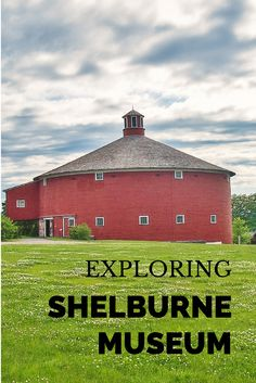 Awesome road trip stop in VT - Shelburne Museum, Vermont Shelburne Vermont, Shelburne Museum, Maine Road Trip, Road Trip Usa, New England States, New England Travel, Zion Camping, Zion Illinois, Camping In Tennessee