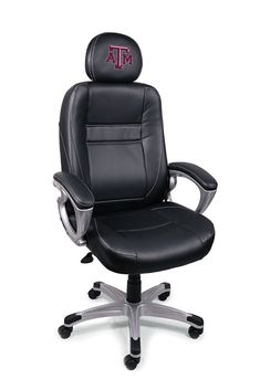 Wild Sports College Leather Office Chair Alabama Crimson Tide for sale online