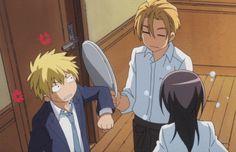 Ach Takumi ist einfach tol♥l