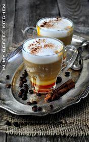 In my coffee kitchen: Pumpkin Latte (Kawa dyniowa)