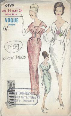 For many more vintage Sewing Patterns visit my eBay shop 'The Vintage …