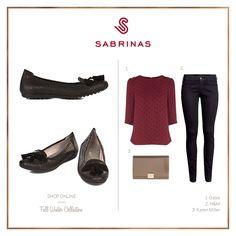 Sabrinas LONDON PITON NEGRO.   The LONDON PITON NEGRO Sabrinas. #Sabrinas #Trends #Shoes #Look #MadeInSpain #FW1415