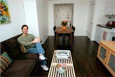 decorating a 300 square foot studio apartment - Google Search