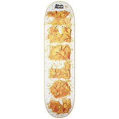 "Skate Mental Trevor Colden Chips 8'' - http://shop.dailyskatetube.com/?post_type=product&p=722 -  Skate Psychological Trevor Colden Chips 8.zero"" x 32"" 7 ply hardrock maple Skilled skateboard deck  -"