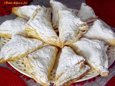 Breakfast Recipes, Snack Recipes, Snacks, Puff Pastry Recipes, Polish Recipes, Chips, Food And Drink, Sweets, Bread