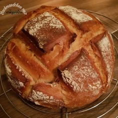 Joghurtkruste - Backmädchen - posted by www. Apple Pie, Desserts, Food, Bread Baking, Kochen, Thermomix Bread, Dessert Ideas, Meal, Deserts