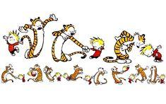 Calvin & Hobbes - calvin-and-hobbes wallpaper