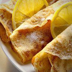 A Pancake Recipe for Pancake Day