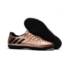 the latest 23ff6 b2df7 ... coupon code for nouveau adidas messi 16 3 tf chaussures de football or  noir 9533e 7cdea