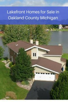 Miraculous 10 Best Lakefront Homes For Sale In Oakland County Michigan Home Remodeling Inspirations Cosmcuboardxyz
