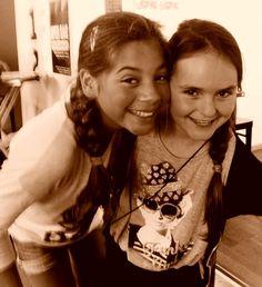 Juni 2013 - Bella en Isabella