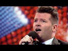 Edward Reid on Britain's Got Talent 2011 Week 2....nursery rhymes