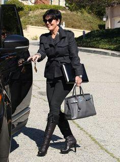 Super Manager & Boss- Mrs Kris Jenner