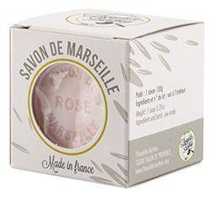 Théophile Berthon Traditionnel Savon de Marseille le Cube Parfum Rose 100 g Cubes, Parfum Rose, Soap, Coffee, Drinks, Traditional, Marseille, Drinking, Beverages